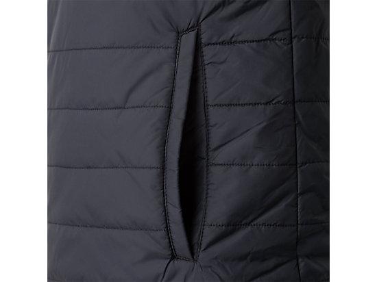 Mens Reversible Vest Black/Dark Grey 31
