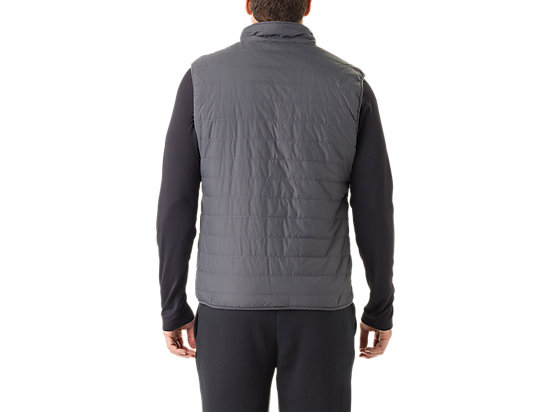 Mens Reversible Vest Indigo/Rioja Red 7