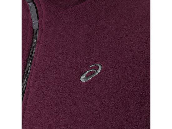 Mens Reversible Vest Indigo/Rioja Red 35