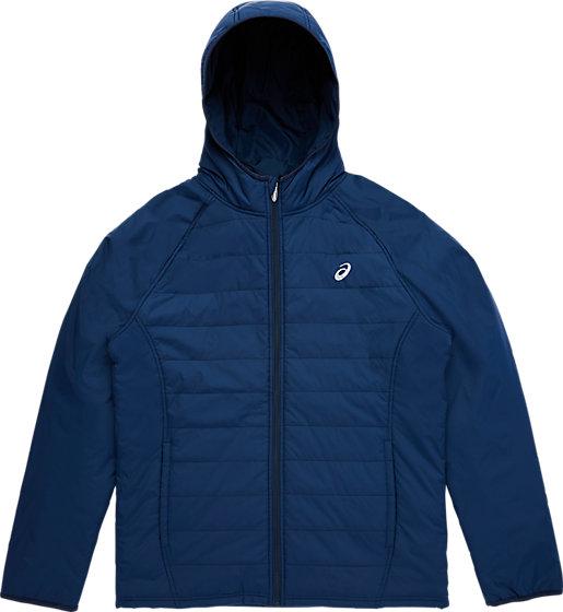 Men's Puffer Jacket | Men | Insignia Blue | ASICS US