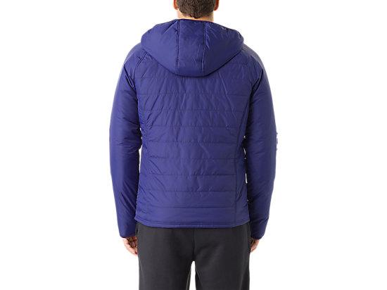 Men's Puffer Jacket Indigo 7