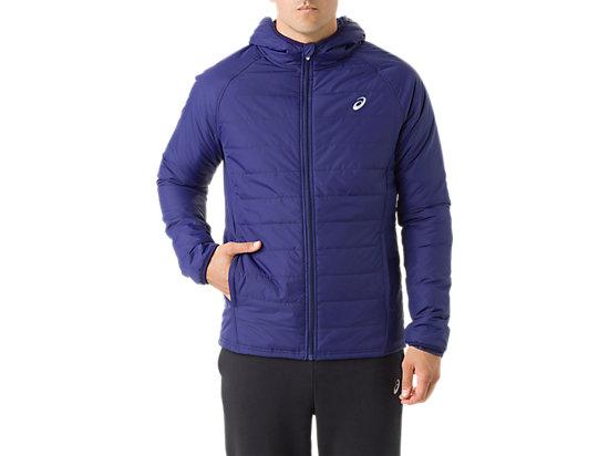 Men's Puffer Jacket Indigo 3