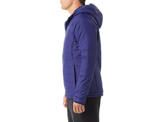 Men's Puffer Jacket Indigo 11