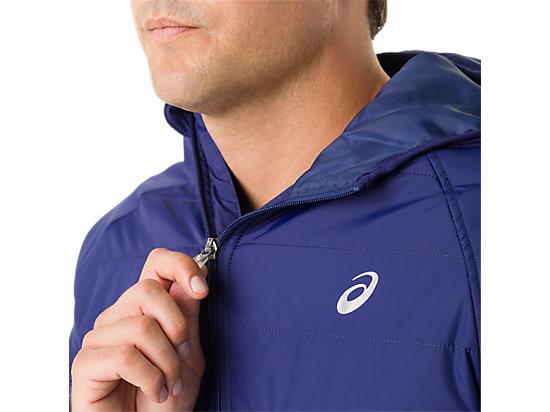 Men's Puffer Jacket Indigo 15