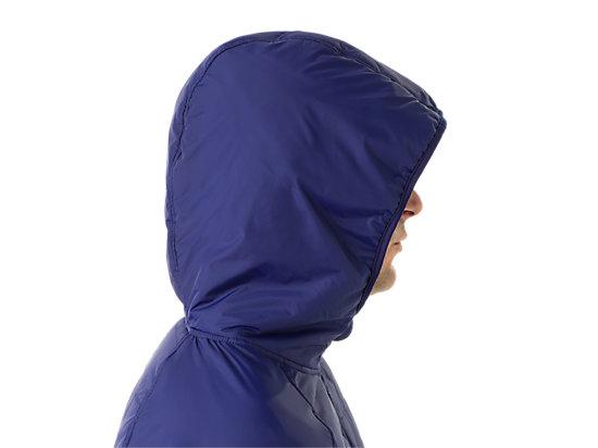 Men's Puffer Jacket Indigo 19