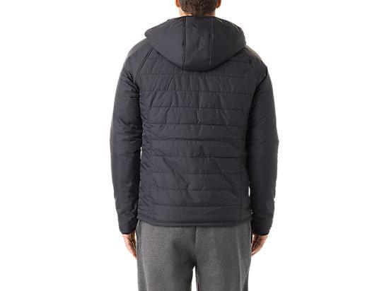 Men's Puffer Jacket Black 7