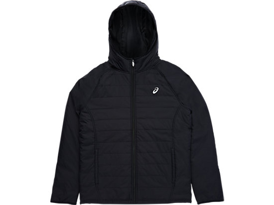 Men's Puffer Jacket Black 3