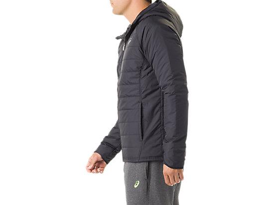 Men's Puffer Jacket Black 11