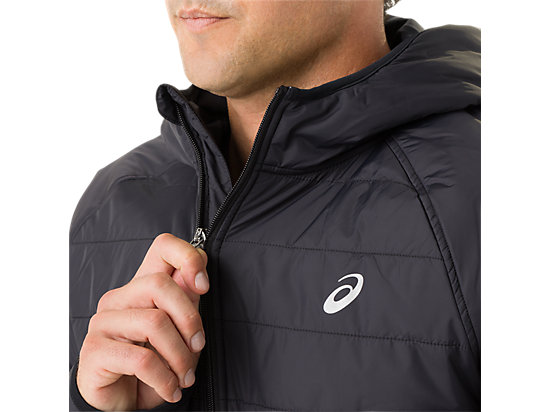 Men's Puffer Jacket Black 15