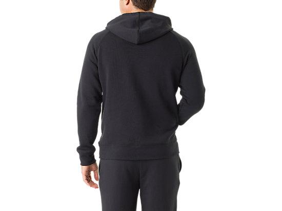 Men's Fleece Hoody Black 7