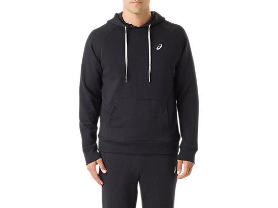 Men's Fleece Hoody Black 3