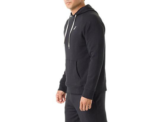 Men's Fleece Hoody Black 11