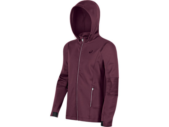 Lite-Show Winter Jacket Rioja Red 3
