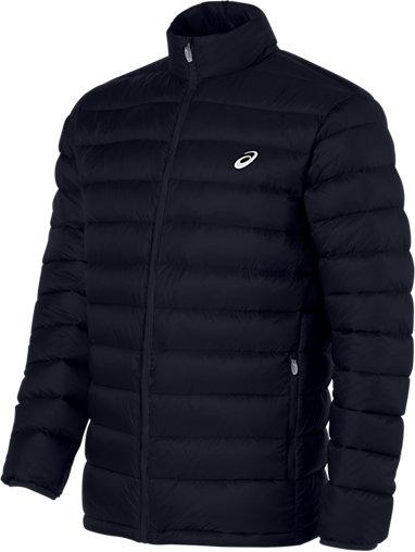 mens asics padded jacket