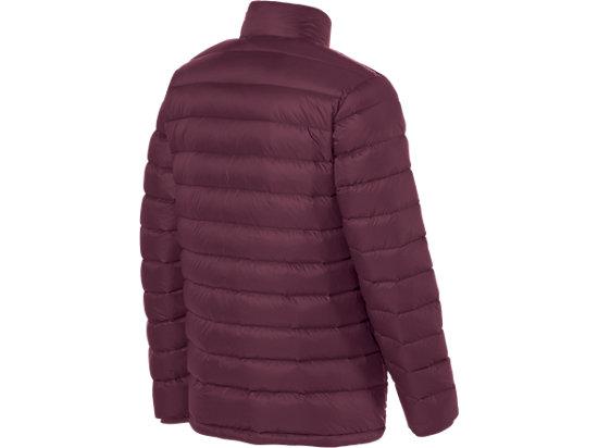 Down Jacket Rioja Red 7