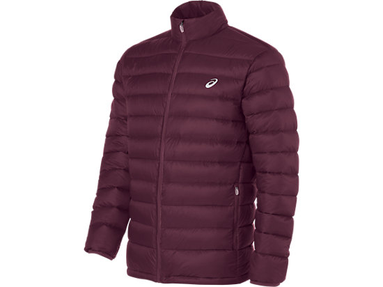 Down Jacket Rioja Red 3