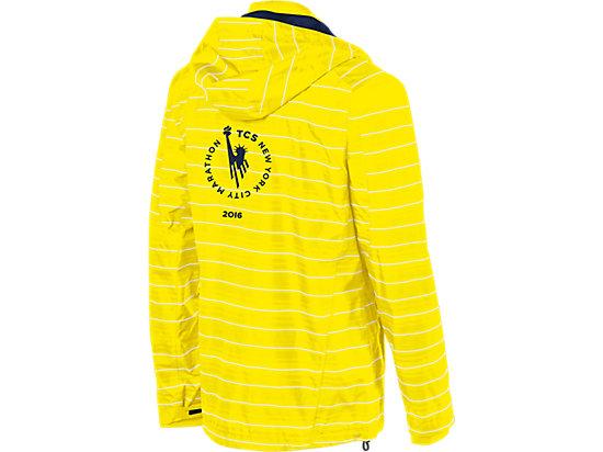 Marathon Storm Shelter Jacket Neon/Medieval Blue 7