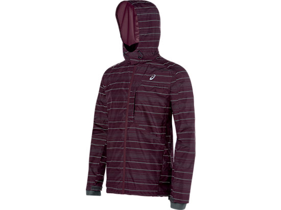 Storm Shelter Jacket Rioja Red 3