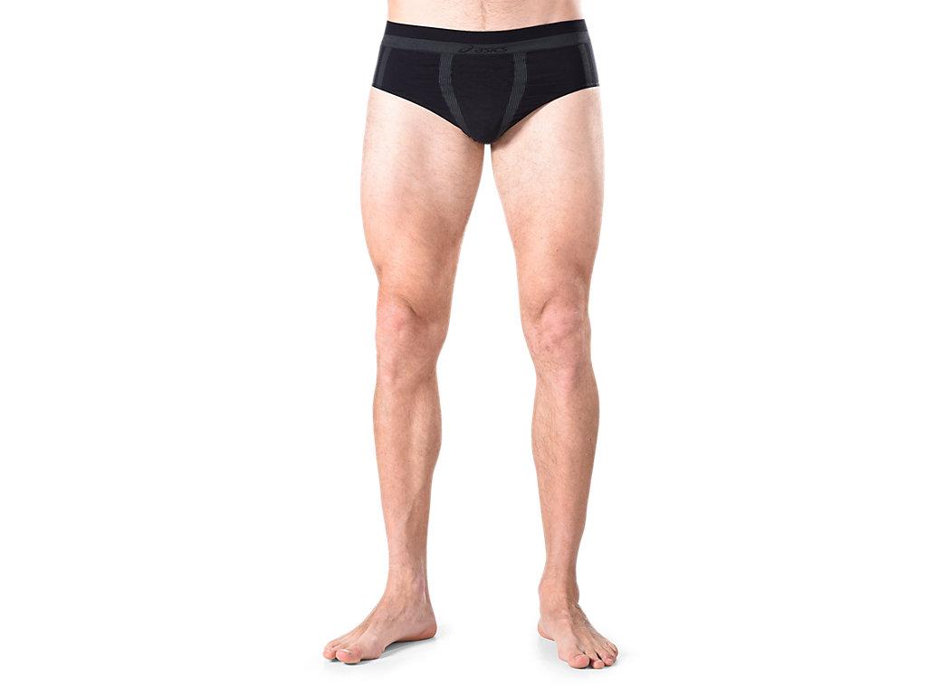 ASICS Men's ASX Brief Running Clothes MU2792 889436229069 | eBay