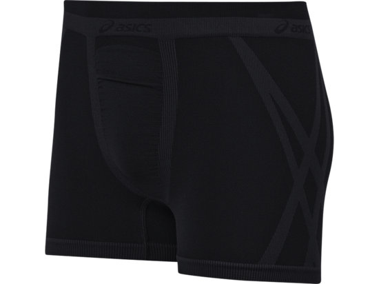 ASX Boxer Brief Performance Black 3