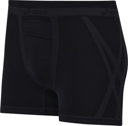 ASX Boxer Brief Performance Black 3 FT