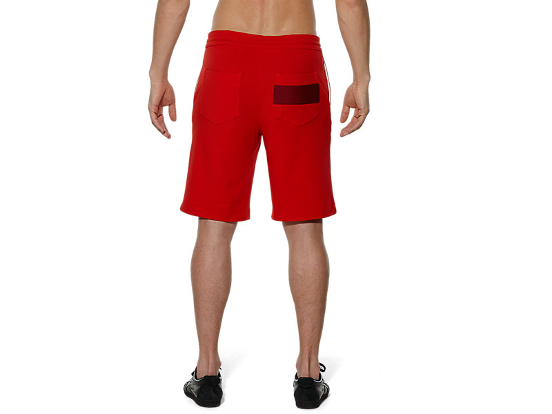 KURZE TRAININGSHOSE RED 5 BK