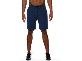 SWEAT SHORT PANT, Navy