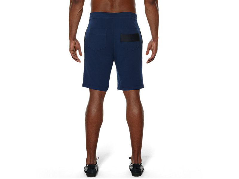SWEAT SHORT PANT NAVY 5