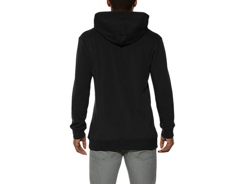 SWEAT À CAPUCHE BLACK 5