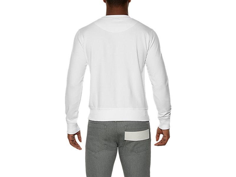 SWEAT-SHIRT WHITE 5 BK