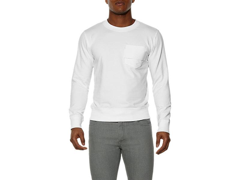 SWEAT-SHIRT WHITE 1 FT