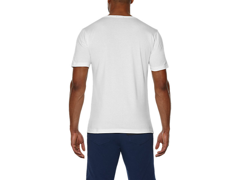 LOGO T-SHIRT WHITE 5 BK
