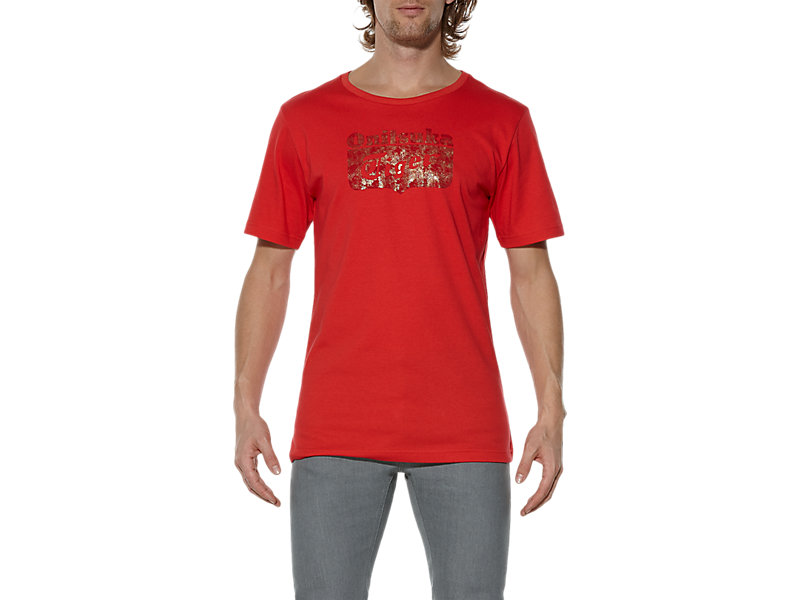 LOGO T-SHIRT RED 1 FT