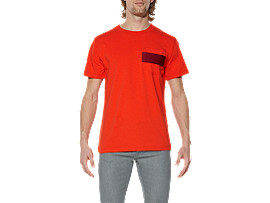 T-SHIRT, Red
