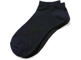 ANKLE SOCKS, NAVY/BLACK