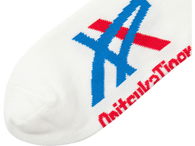 Alternative image view of ANKLE SOCKS, TRICOLOUR