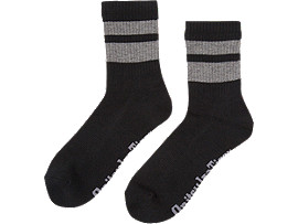 SHORT SOCKS, Black