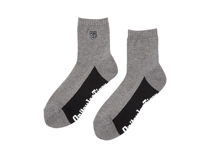 KURZE SOCKEN HEATHER GRAY 1 FT