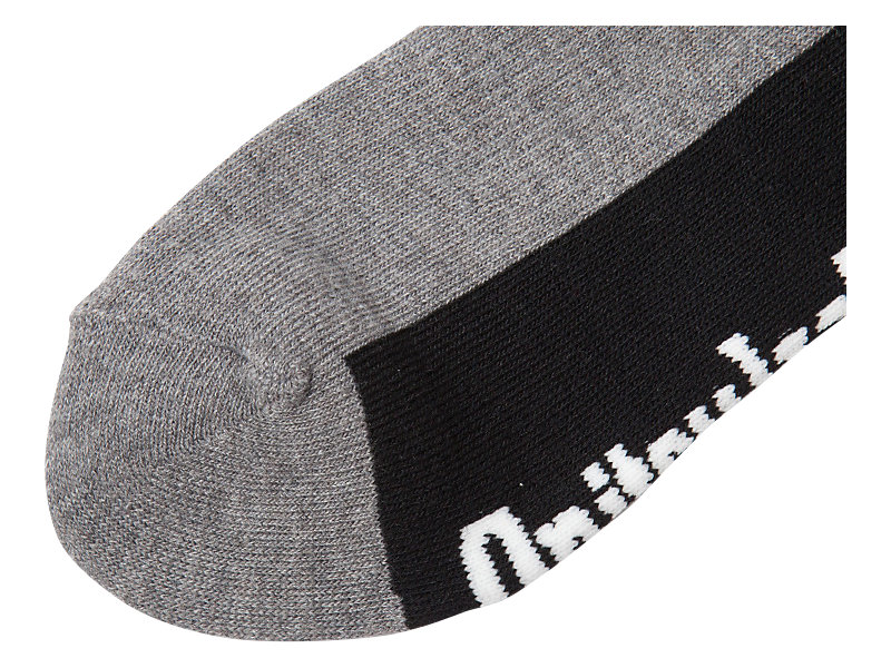 KURZE SOCKEN HEATHER GRAY 5 Z