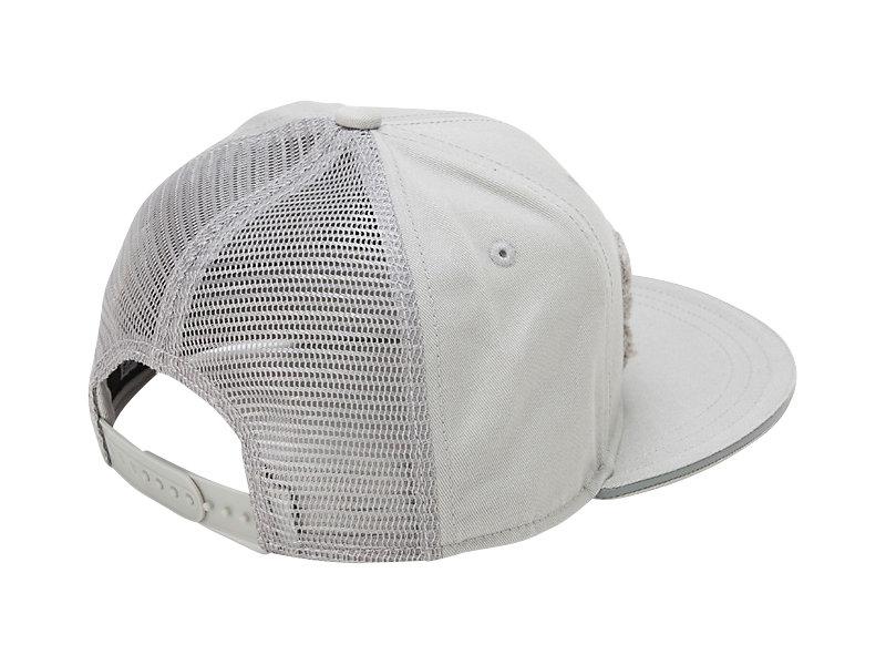 CAP GRAY 5 BK