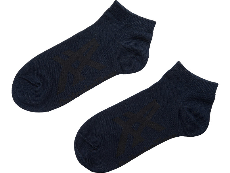 ANKLE SOCKS NAVY/ BLACK 1 FT