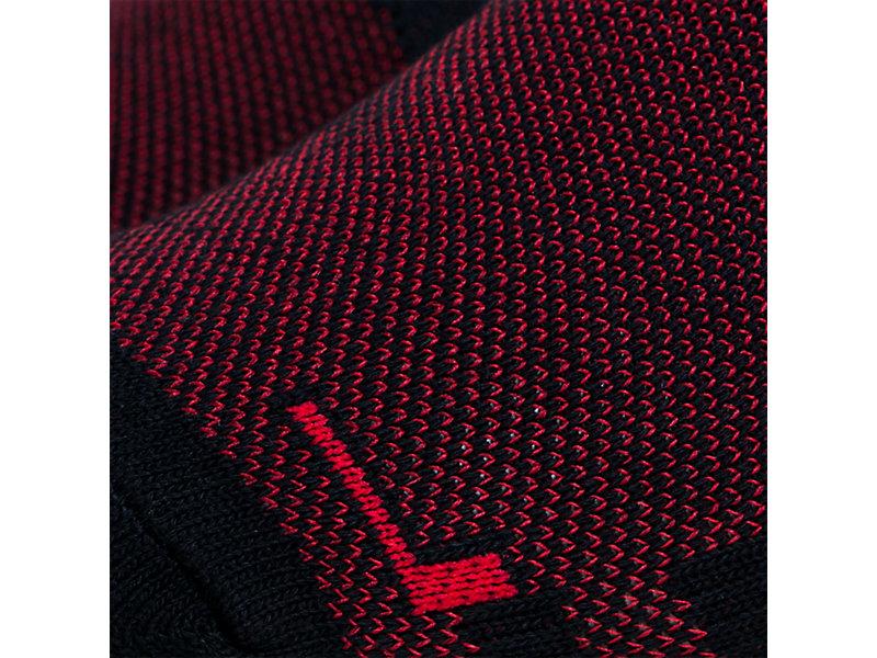 Invisible Socks Black 5 Z
