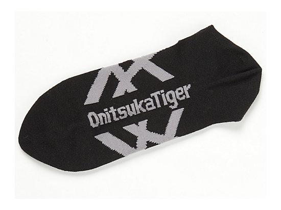 袜子 黑色/灰色