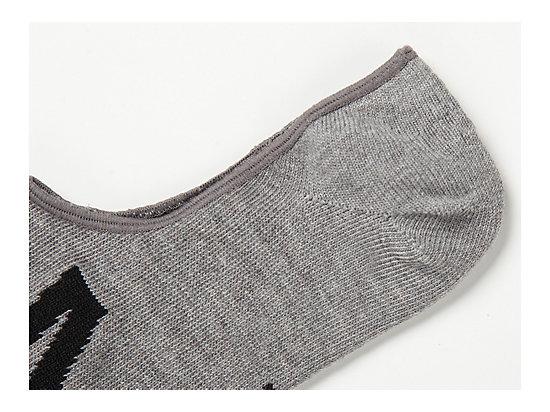袜子 灰色/黑色