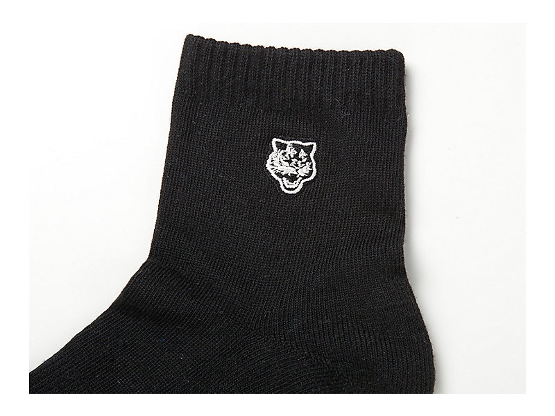 Short Socks Black 9 Z
