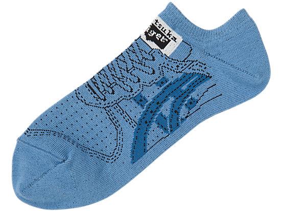 袜子 浅蓝色
