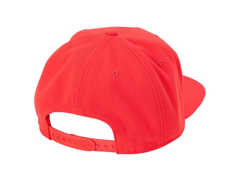 Cap Red 5 BK