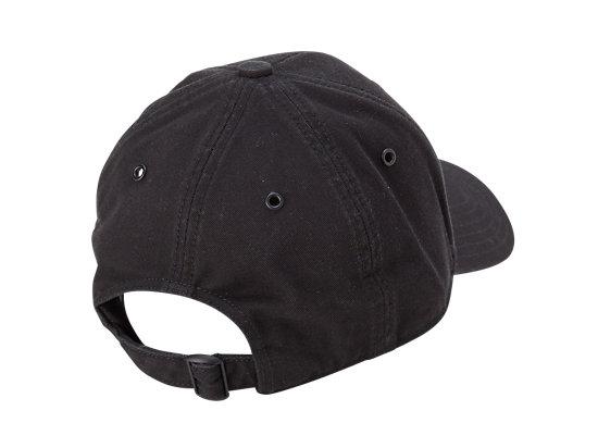 帽子 黑色/红色