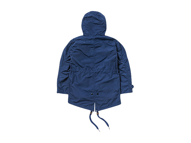 SHORT MODS COAT NAVY 5 BK