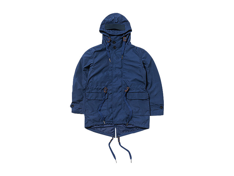 SHORT MODS COAT NAVY 1 FT